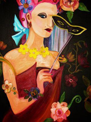 La Dame Baroque