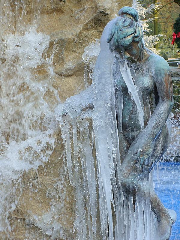 La dame de glace