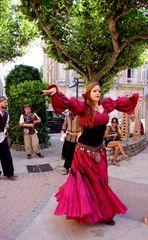 La danse de la pluie ;-))))
