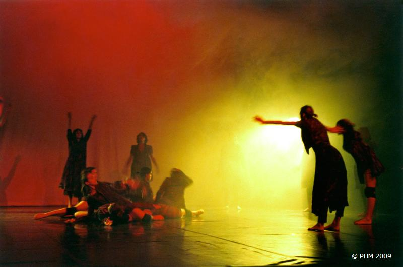 La danse du feu 3