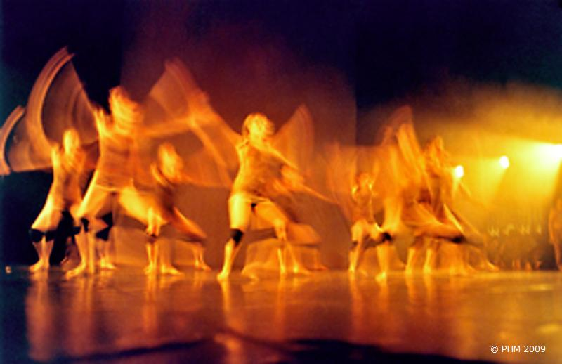 La danse du feu 5