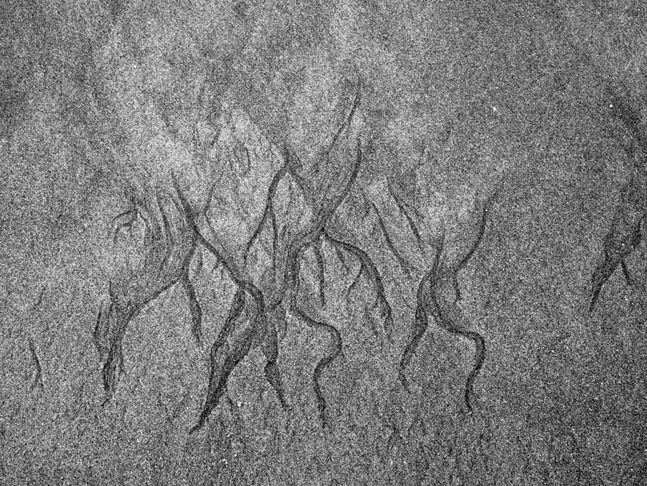 La danse du sable