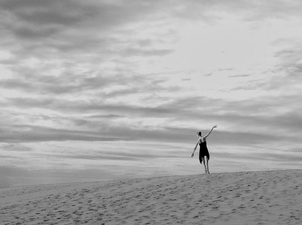 La danseuse et la dune