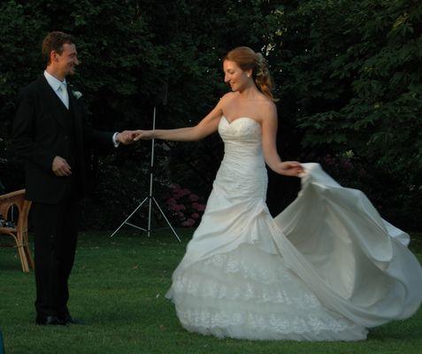 la danza della sposa