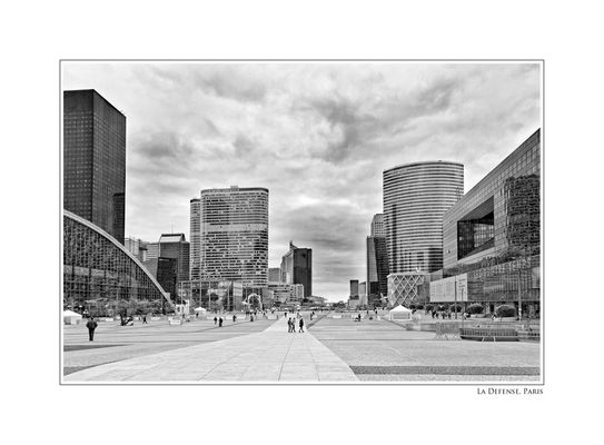 La Defence im September 2011