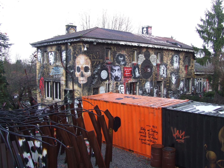 La demeure du Chaos