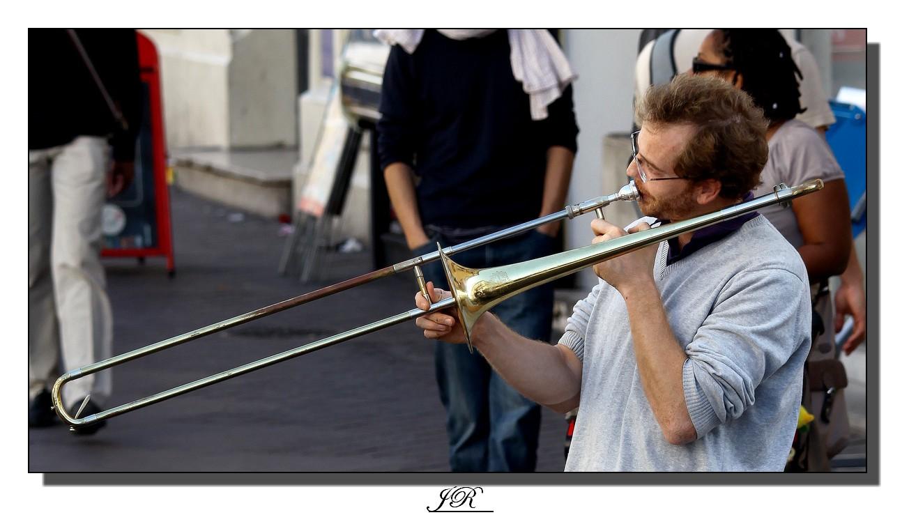 La diagonale du trombone à coulisse !!!