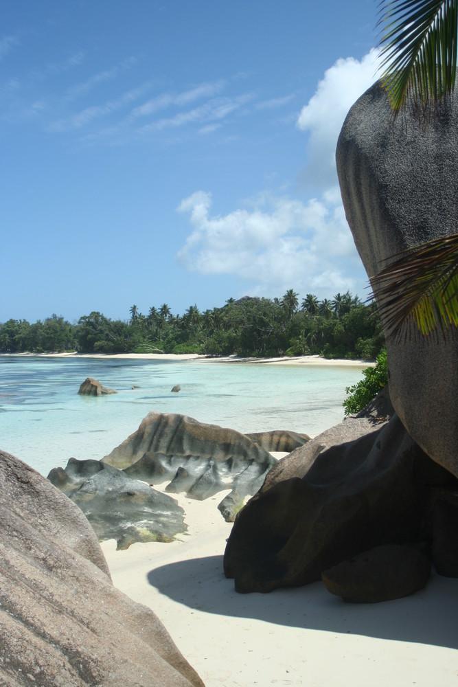 La Digue, Anse Source d' Argent