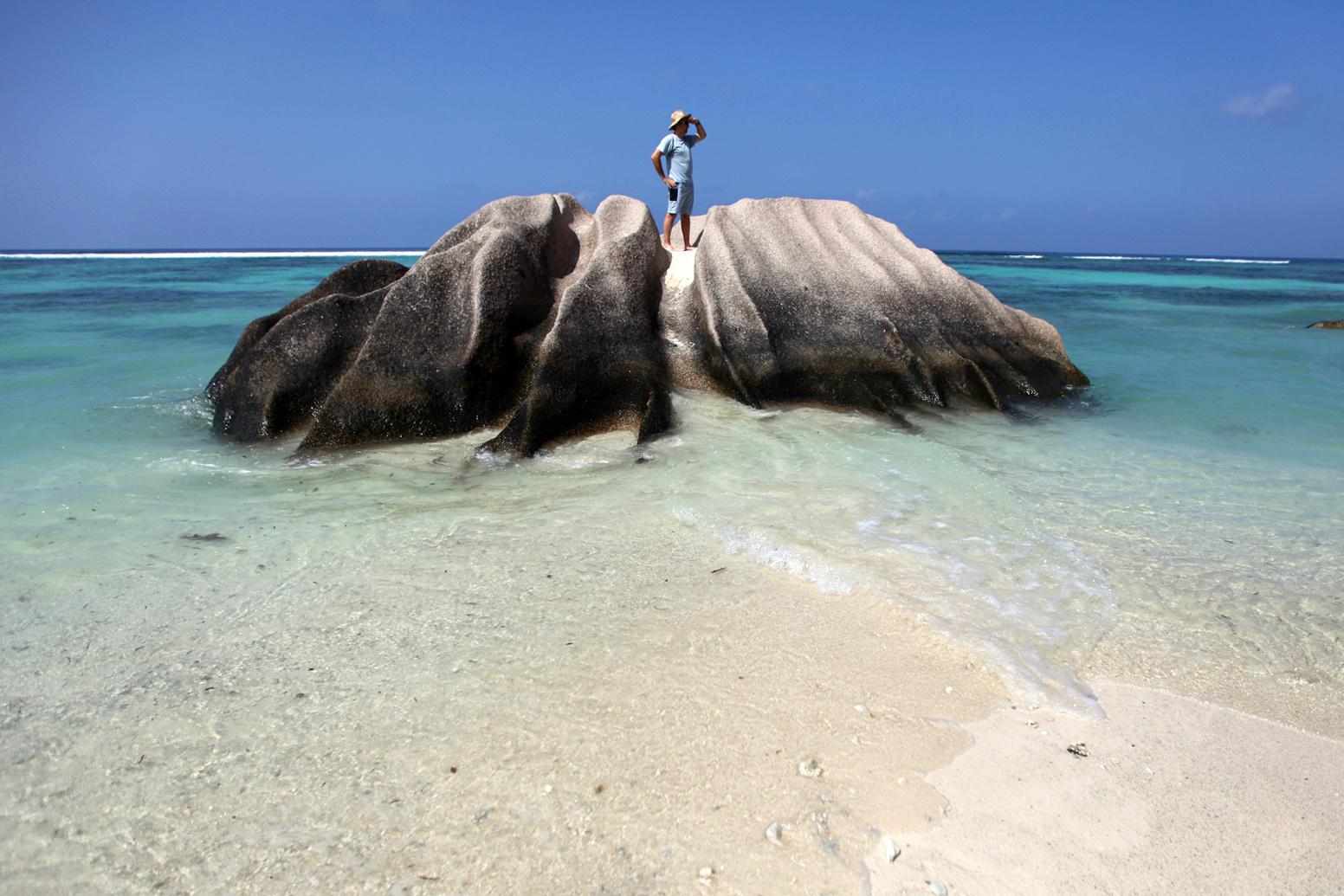 La Digue, Anse Source D´Argent