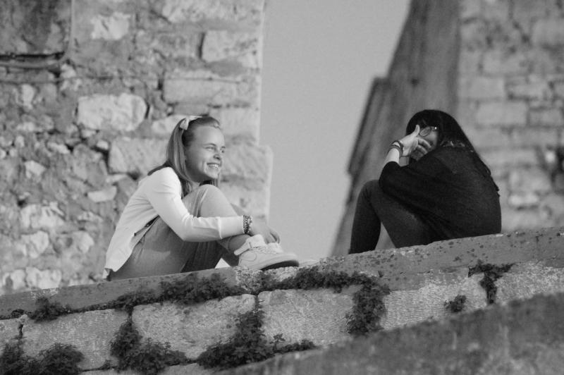 La dolce Vita in Ostuni/Apulien