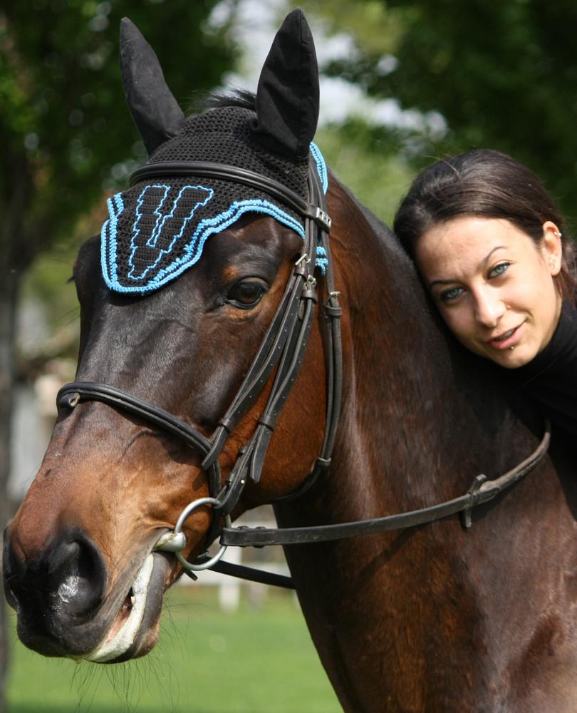 La donna che sussurra ai cavalli