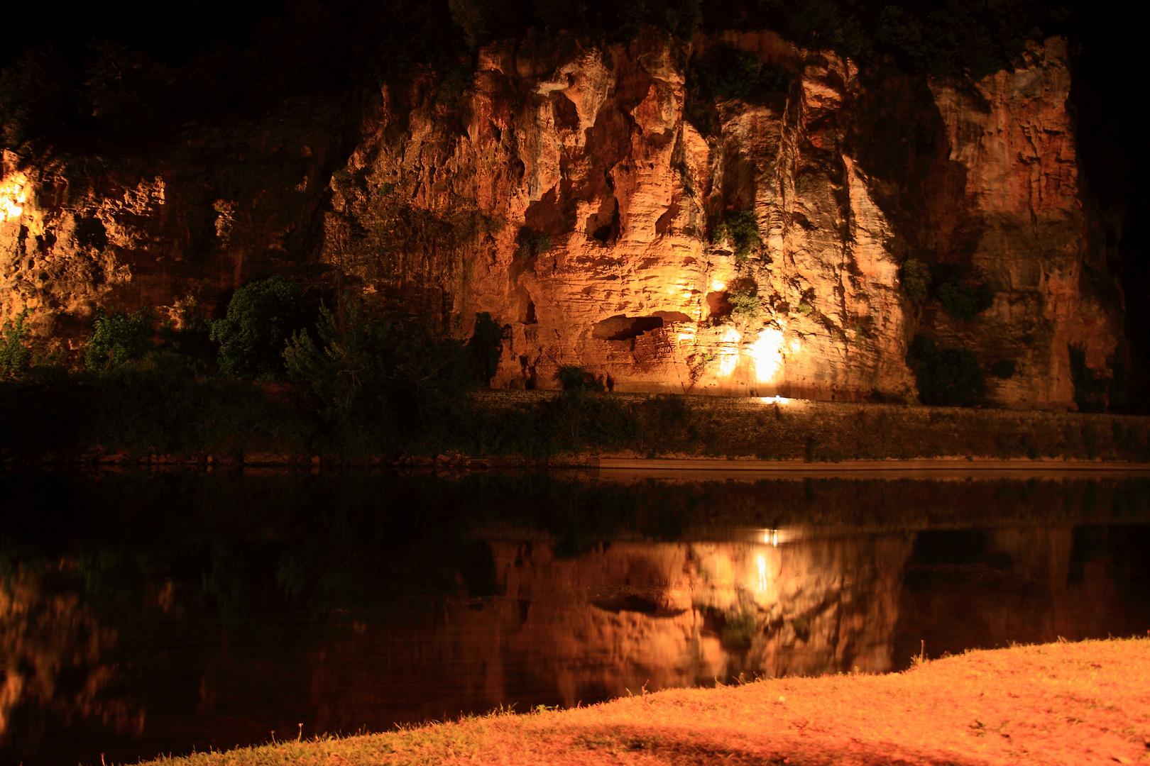 La Dordogne, vu de Vitrac