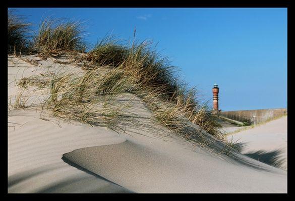 La dune au phare