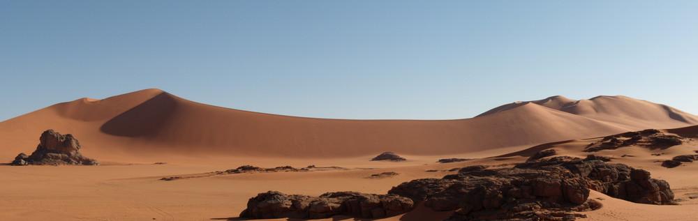 la dune rouge