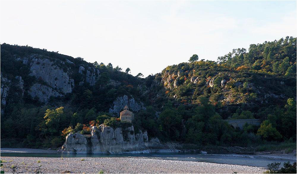 La Durance au pont Mirabeau