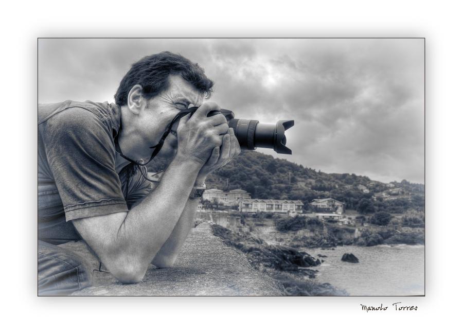 La emoción del fotógrafo (para el proyecto 'Retrato Emocional')