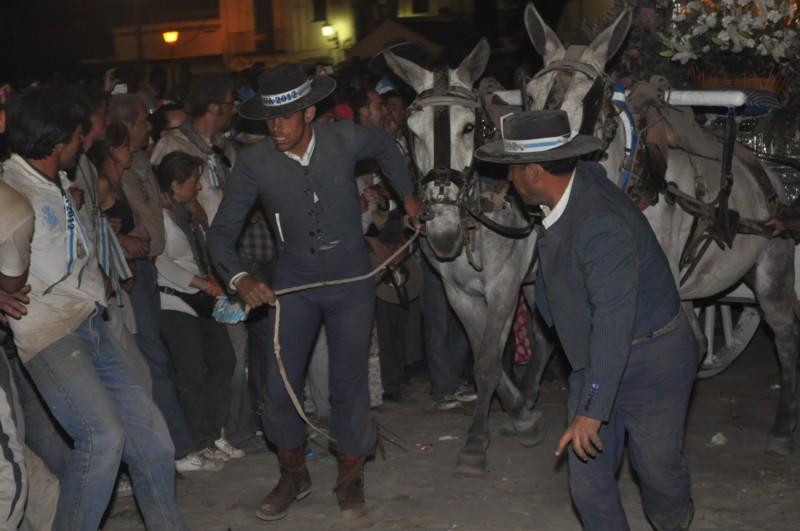 LA ENTRADA HDAD ROCIO HUELVA 2012