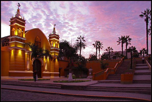 La Ermita, Barranco (Lima)