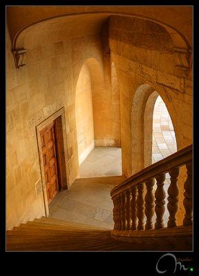 La escalera del emperador I