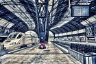 La Estación sin pasajeros...