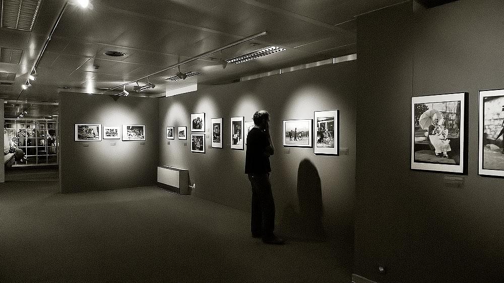LA EXPOSICIÓN DE FOTOGRAFÍA