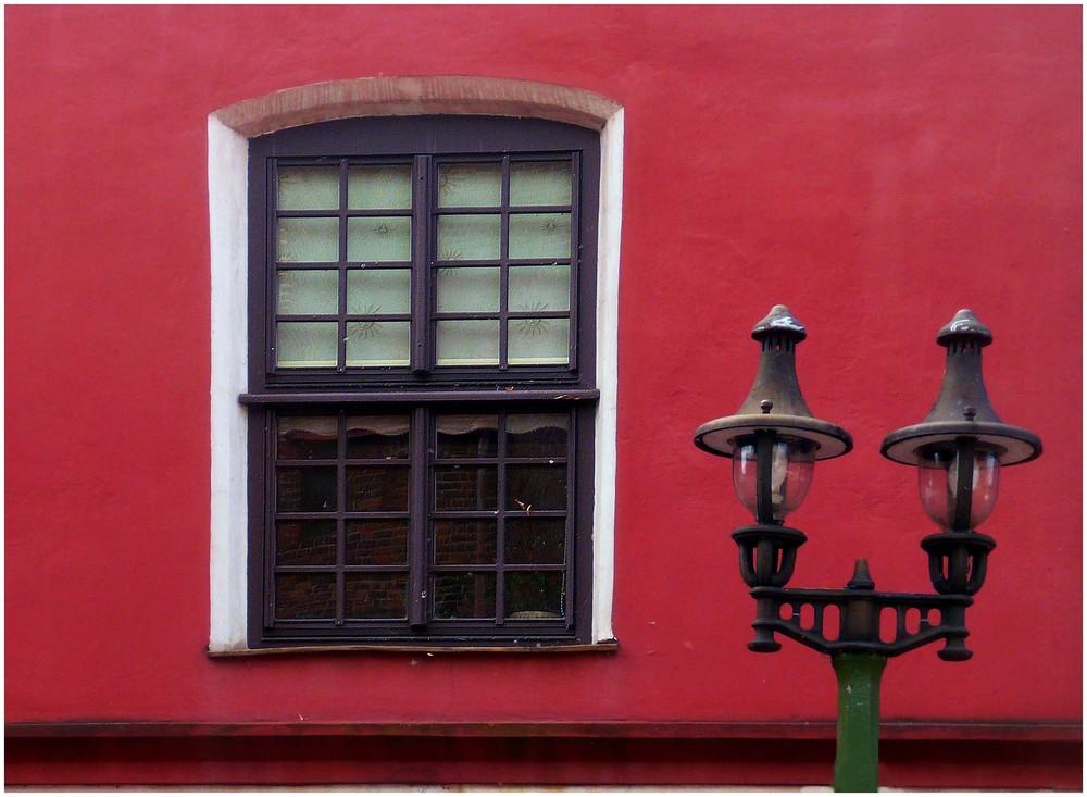 la façade rose