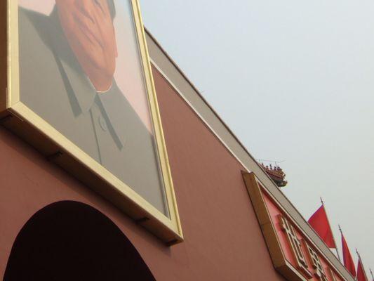 La face cachée de Mao à Pékin.