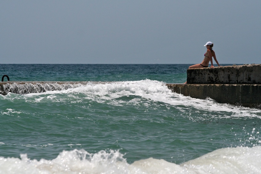 La fascination de la Mer