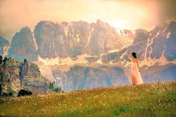 La fata dei monti