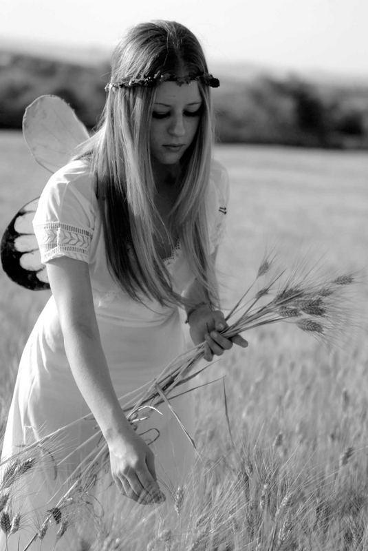 la fata del grano
