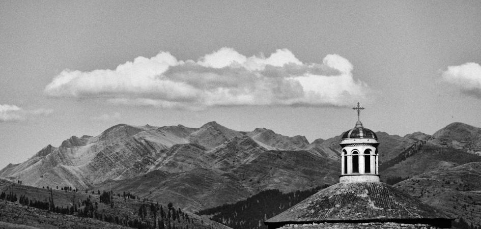 La fe mueve montañas..!!