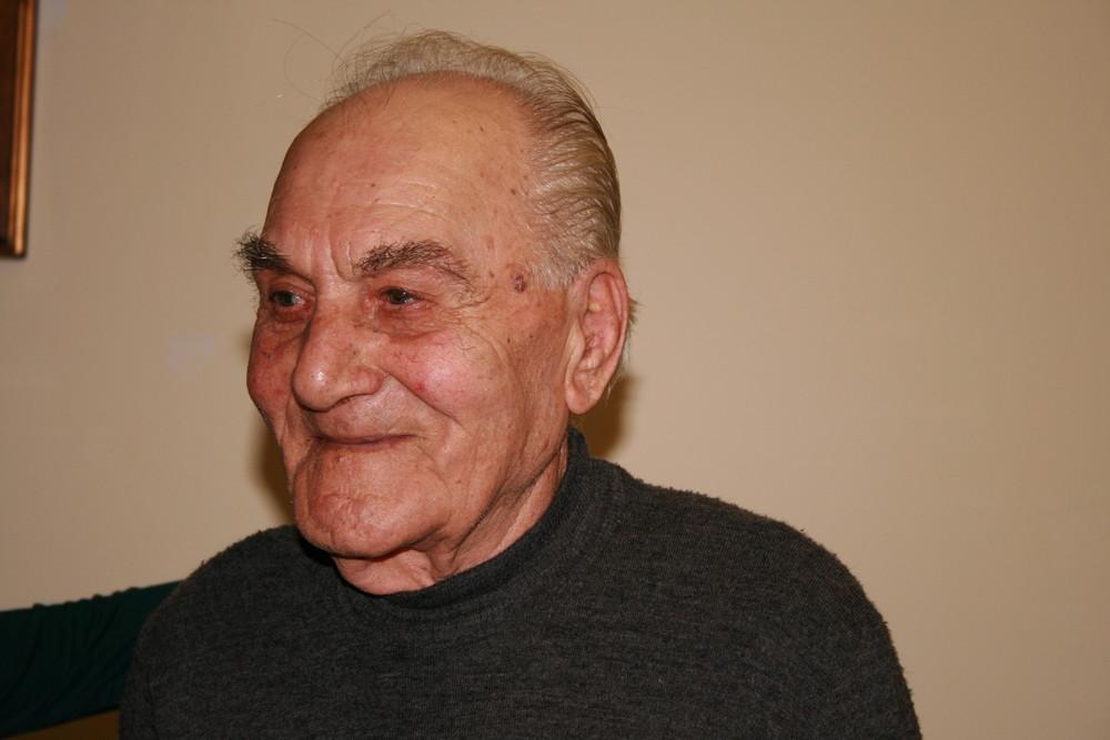 la felicità di mio nonno al 18 esimo di mia cugina