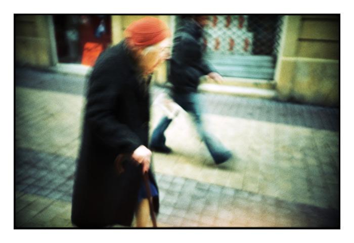 La femme au bonnet rouge #2