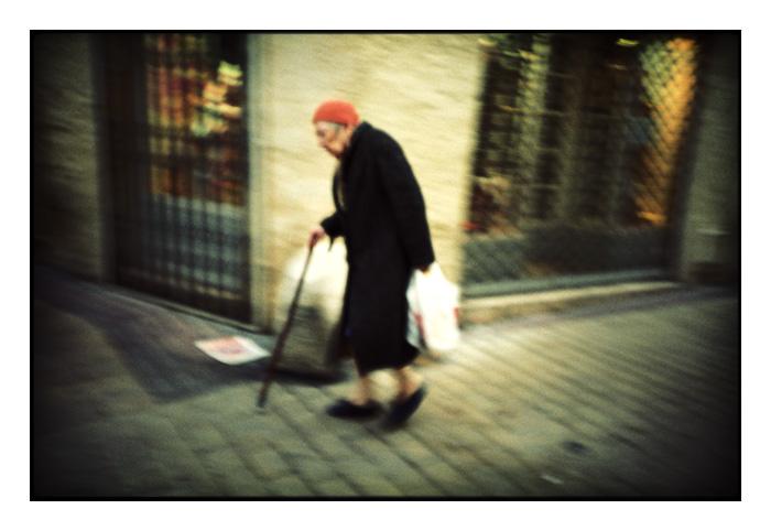 La femme au bonnet rouge
