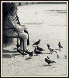 La femme aux oiseaux