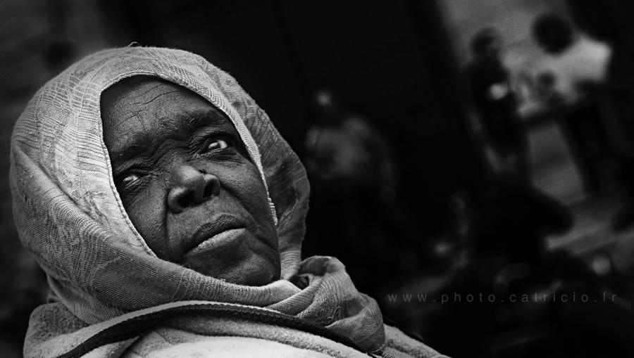 La femme Noire