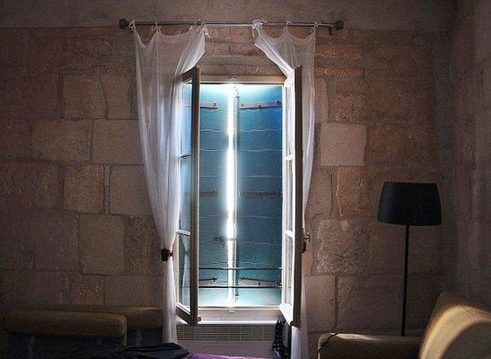 La fenêtre......