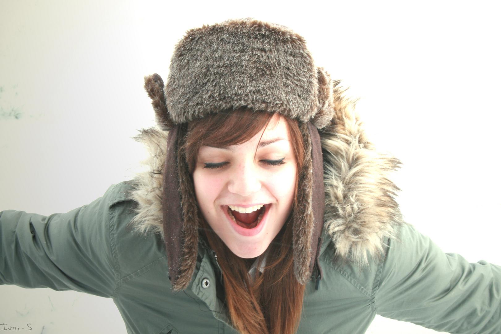La fille des neiges