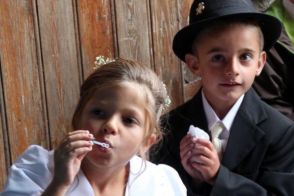 la fille et le garçon