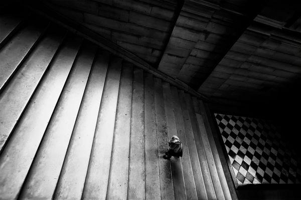 La fillette du Louvre