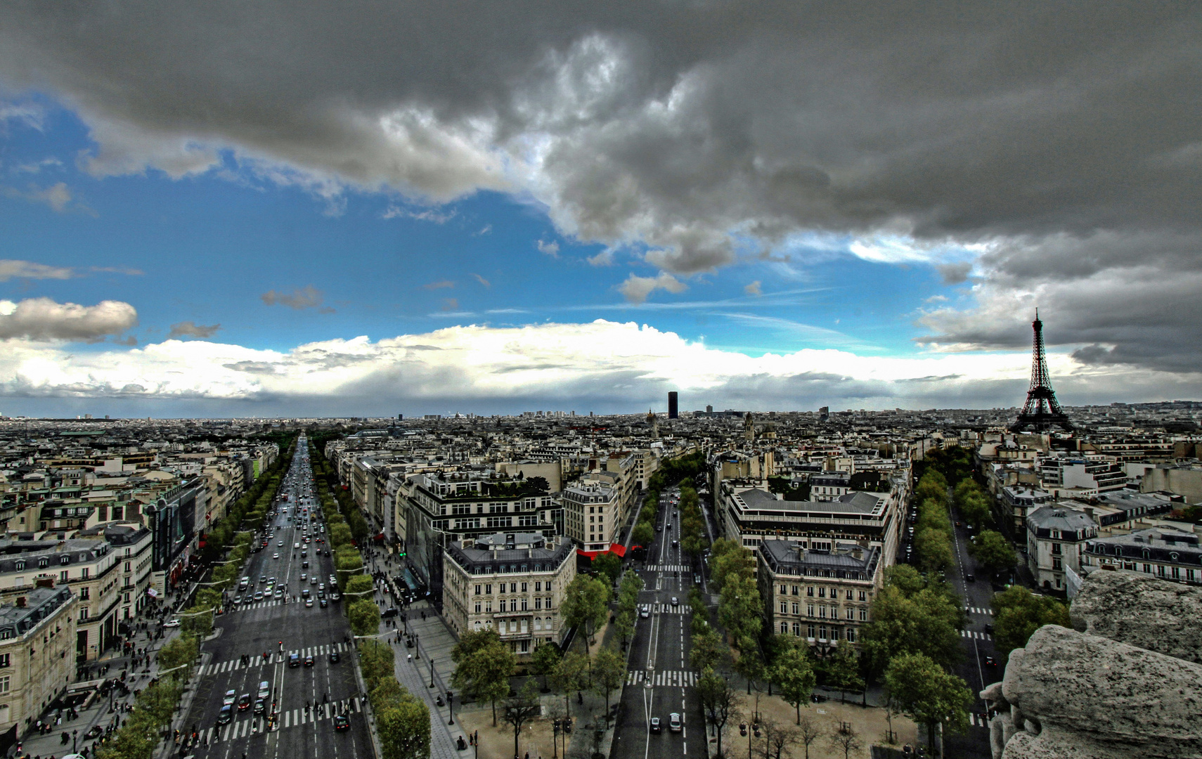 La fin de Paris III