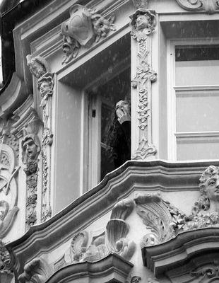 La finestra dell'ultimo piano