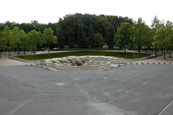 la fontaine de Bercy !!!!