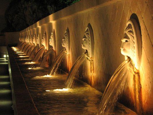 la fontaine de Spili
