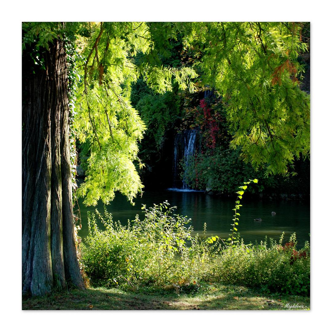 La fontaine du bonheur