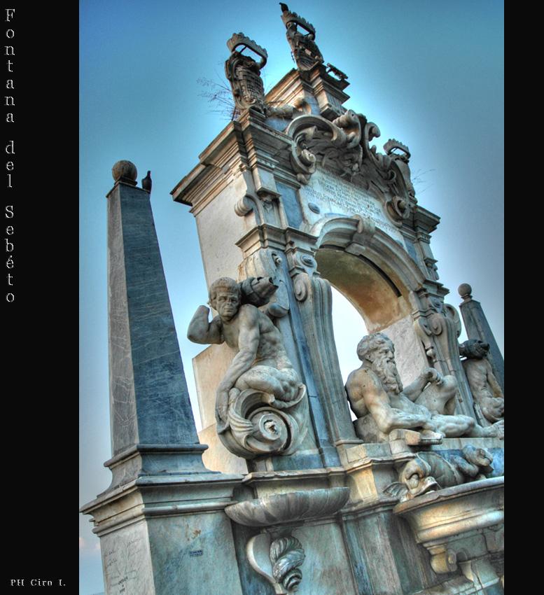La Fontana del Sebéto