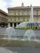 la fontana di genova