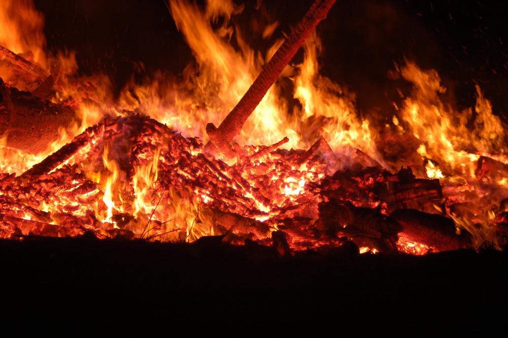 La force du feu