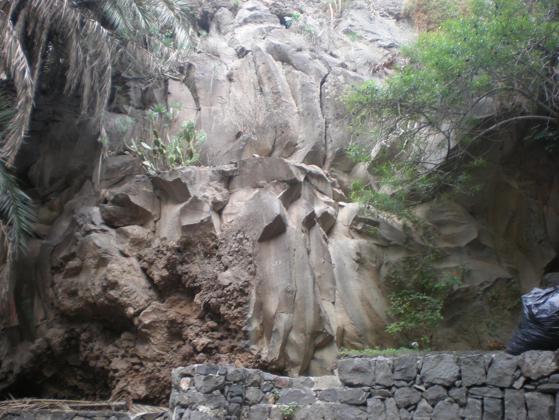 La forma curiosa del basalto