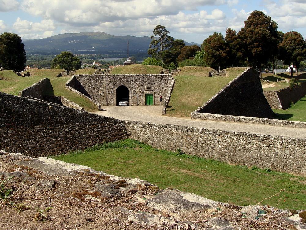 La forteresse de Valença / La fortaleza de Valença..01